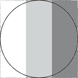 أبيض/رمادي/الرمادي الداكن